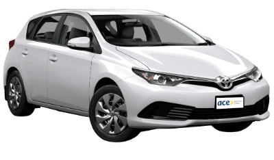 Toyota Corolla Hatch or similar