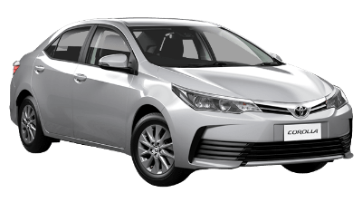 Toyota Corolla Sedan or similar