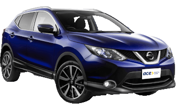 Rent a Nissan Qashqai or Similar