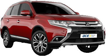Rent a Mitsubishi Outlander or similar