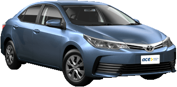 Rent a Toyota Corolla Sedan or similar