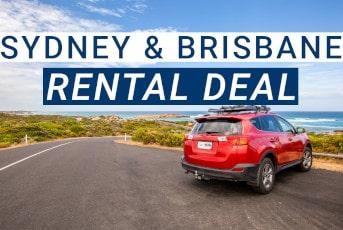 Save 15% Off SUV's in Brisbane & Sydney