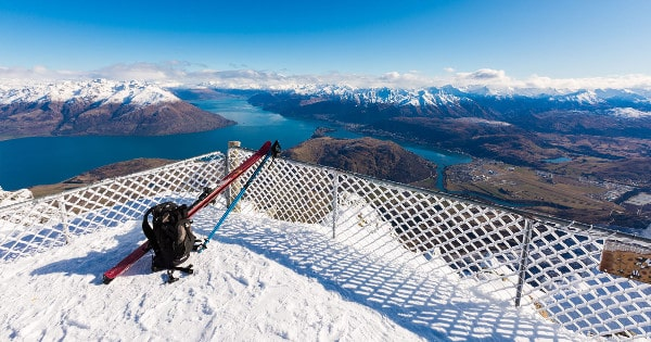 Ace rental cars Things to do in Queenstown Snowsports