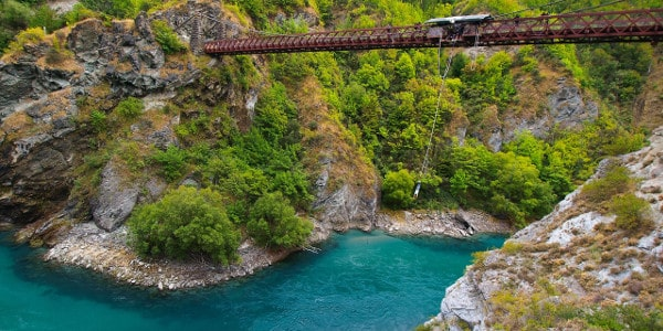 Ace rental cars Things to do in Queenstown bungee