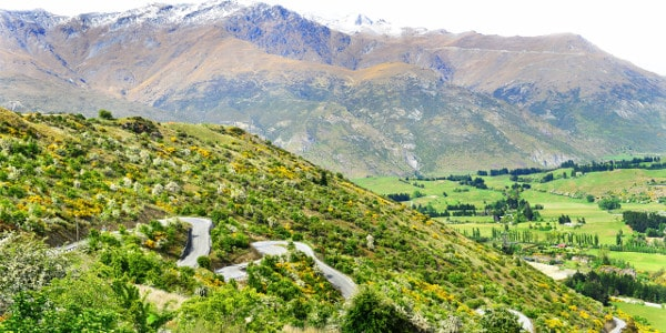 Ace rental cars Things to do in Queenstown crown range