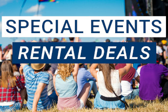 Special Events Offer