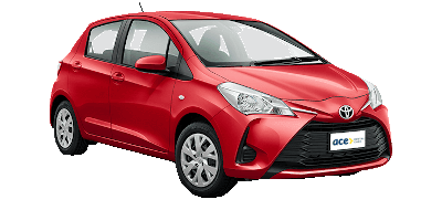 Rent a Toyota Yaris or Similar