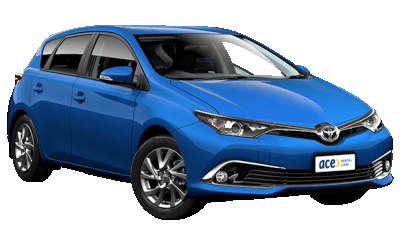 Rent a Toyota Corolla Hatch or similar