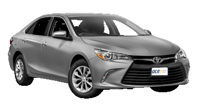 Rent a Toyota Camry or similar