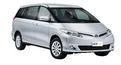 Rent a Toyota Estima or similar