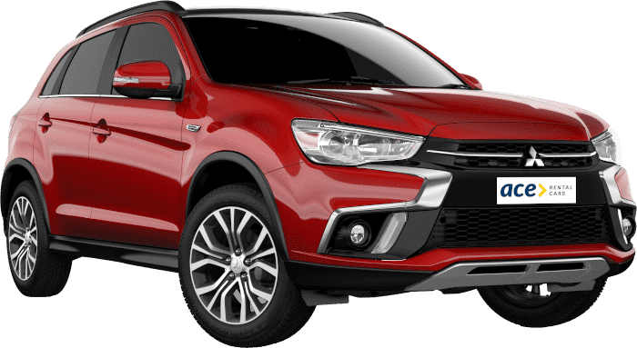 Rent a Mitsubishi ASX or similar